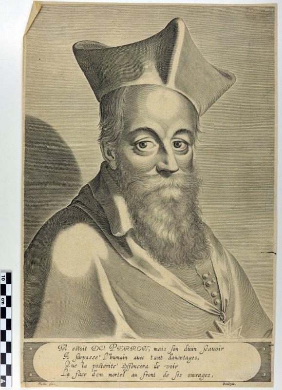 Jacques Davy, cardinal du Perron_0