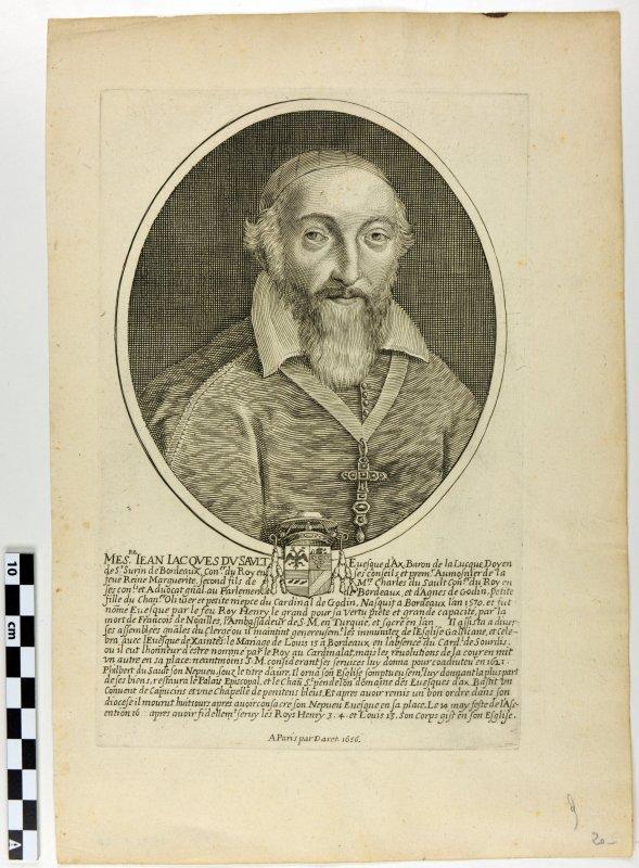 Jean Jacques du Sault, évêque de Dax_0