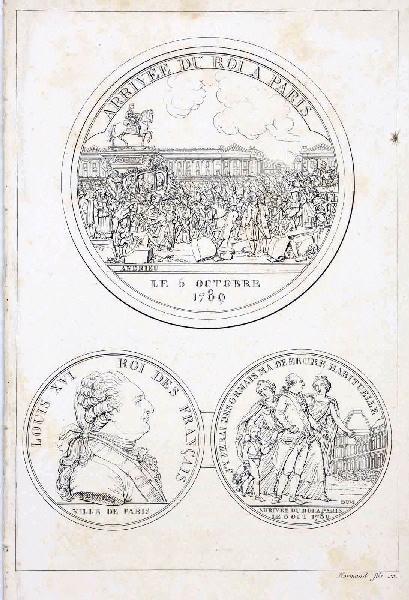 Arrivée du roi à Paris le 6 octobre 1789 (titre inscrit)_0