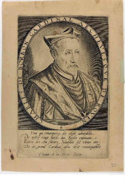Charles de Bourbon, cardinal archevêque de Rouen_0
