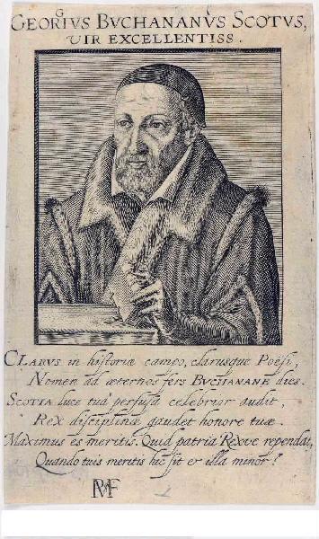 Georges Buchanan, poète et dramaturge