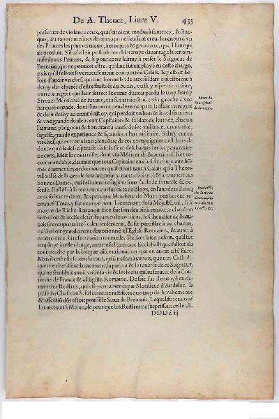 Deux pages