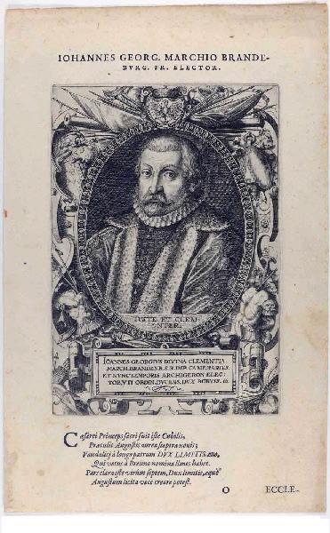 Jean II Georges, électeur de Brandenburg_0
