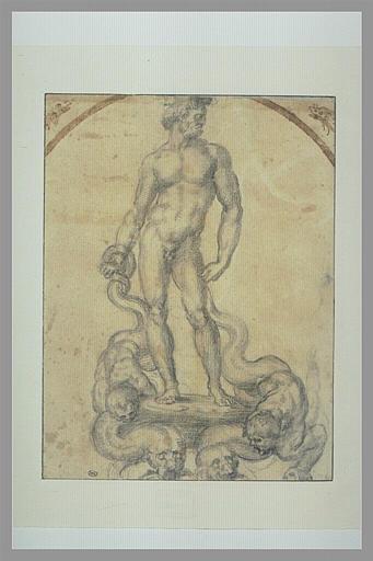 Neptune, des monstres marins à ses pieds