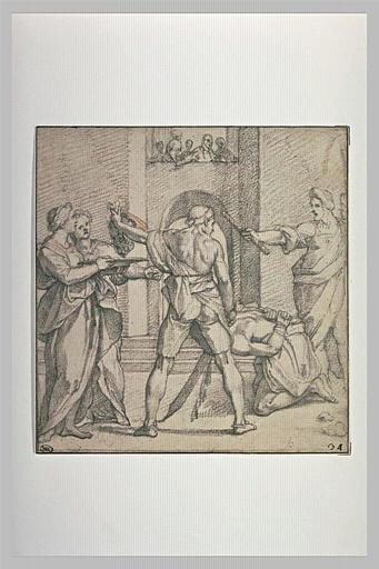 La Décollation de saint Jean-Baptiste_0