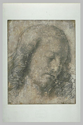 Tête du Christ