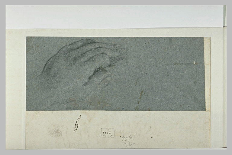 Etude de deux mains