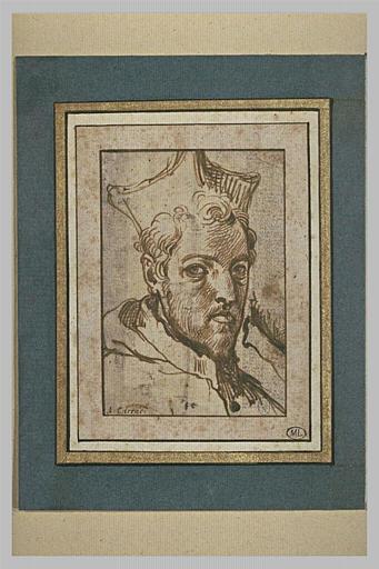 Portrait d'Odoardo Farnese