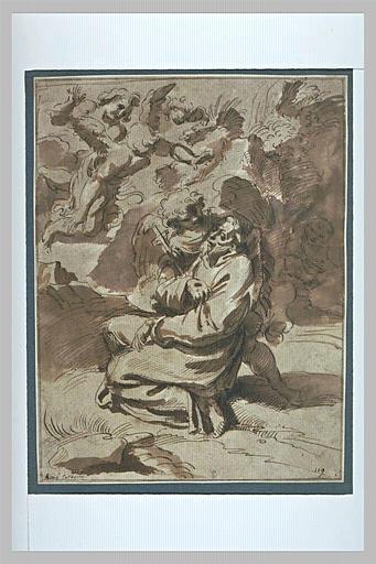 Mort de saint François d'Assise