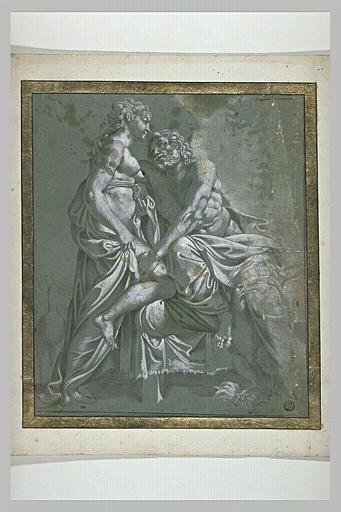 Jupiter et Junon