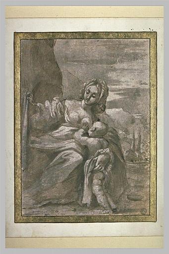 La Vierge à l'Enfant