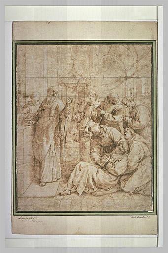 Mort de saint François d'Assise_0