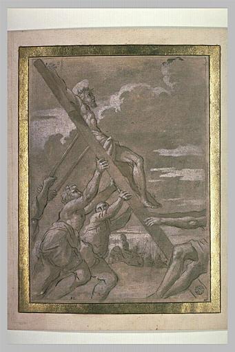 L'élévation de la Croix