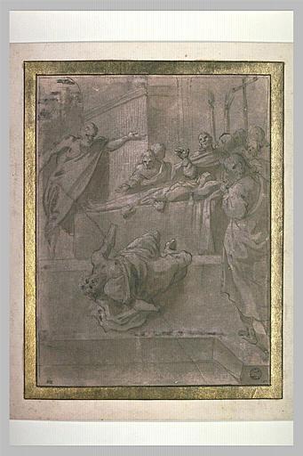 Les Funérailles de la Vierge