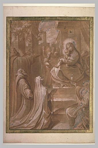 La Madonna dei Bargellini
