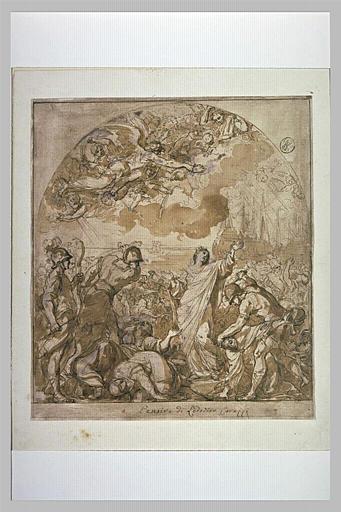 Le Martyre de sainte Ursule