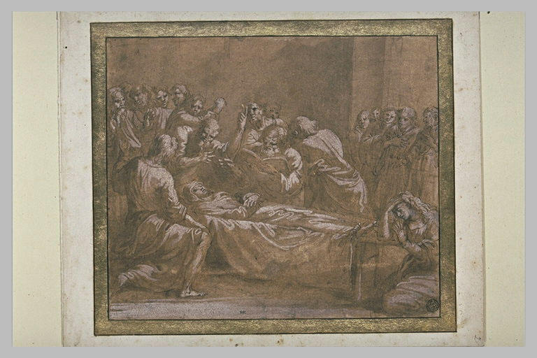 La Mort de la Vierge