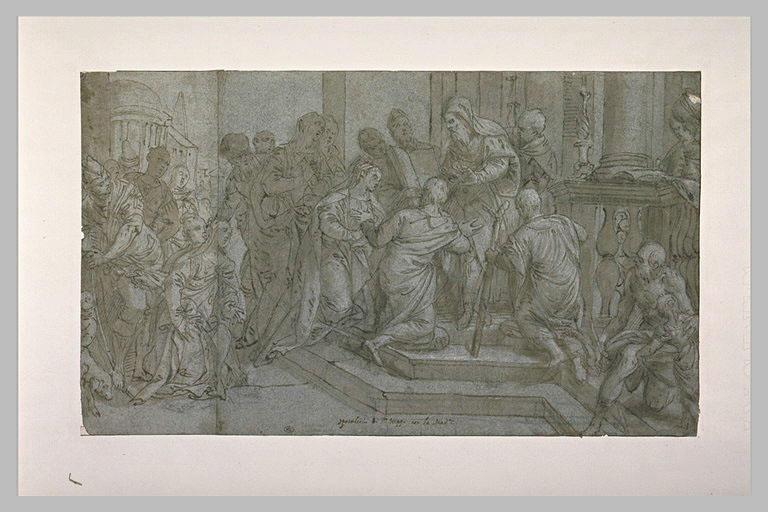 Mariage de saint Joseph et de la Vierge