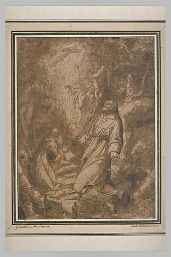 Saint François stigmatisé