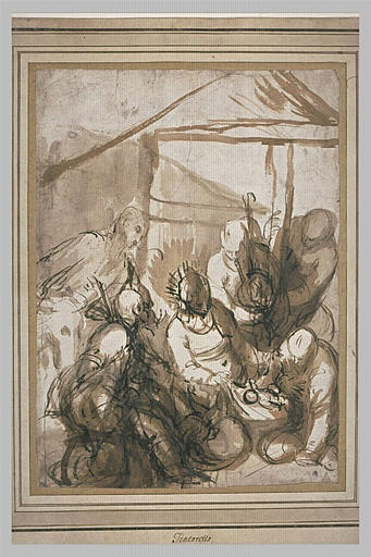 L'Adoration des bergers