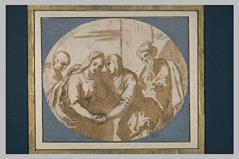 La Visitation de la Vierge