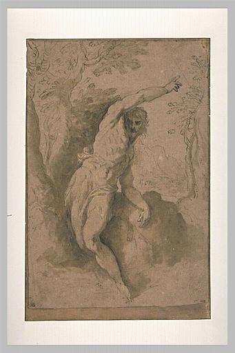 Saint Jean dans le désert