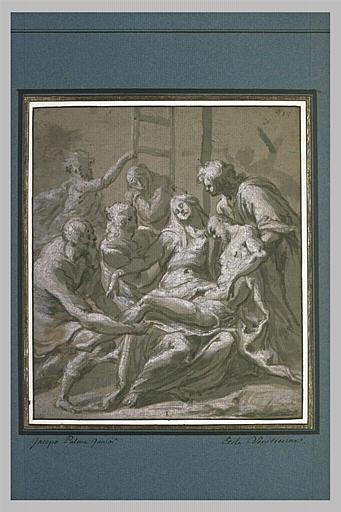 Déposition de croix