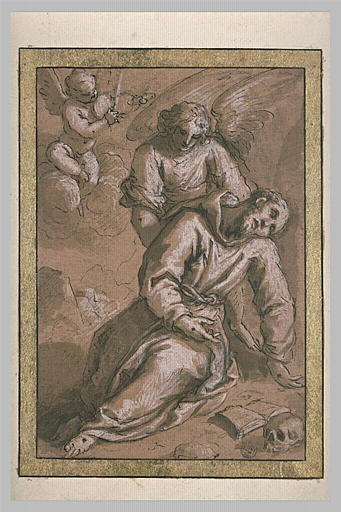 L'extase de saint François