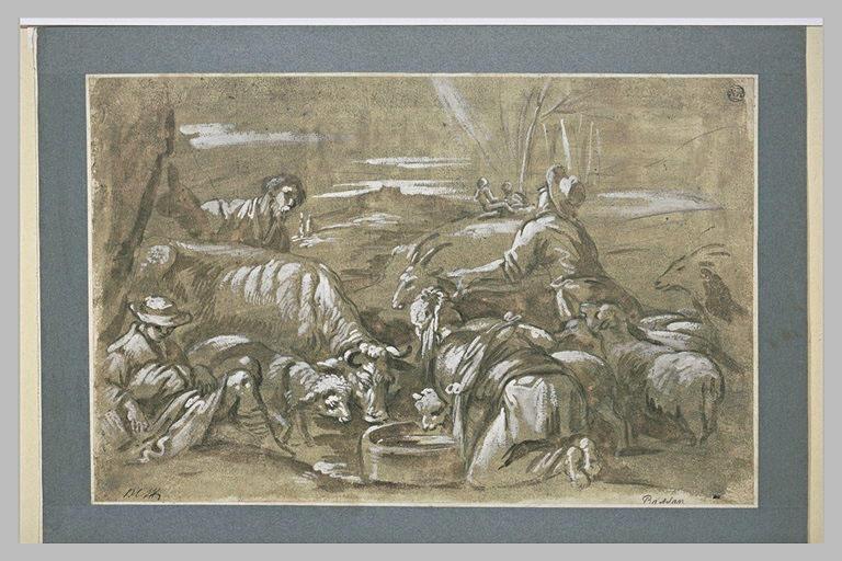 L'Annonce aux bergers