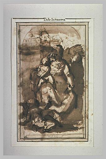 La Vierge à l'Enfant avec le petit saint Jean
