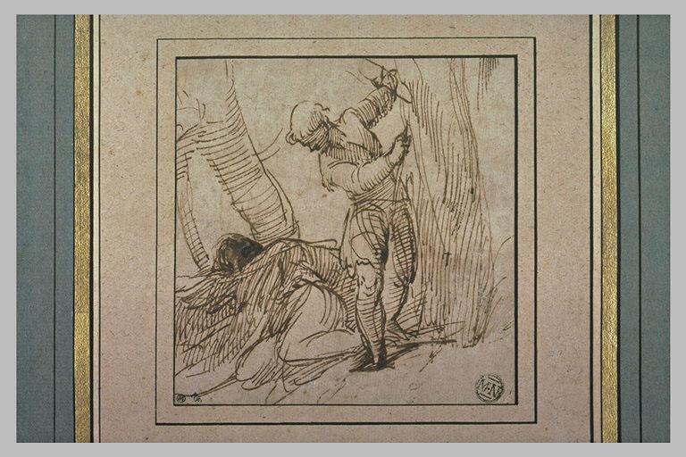 La mort de saint Pierre martyr