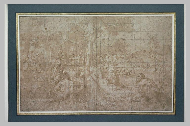 La Vénus du Pardo (Jupiter et Antiope)
