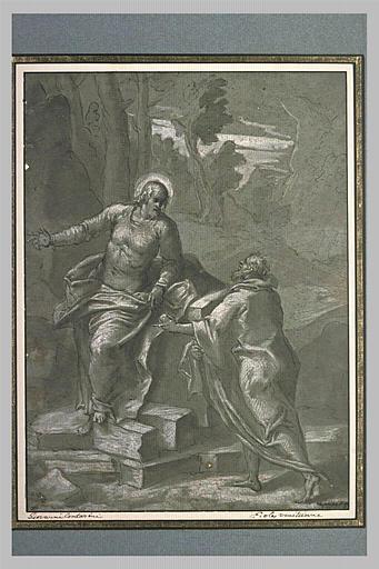 La Tentation du Christ dans le désert_0