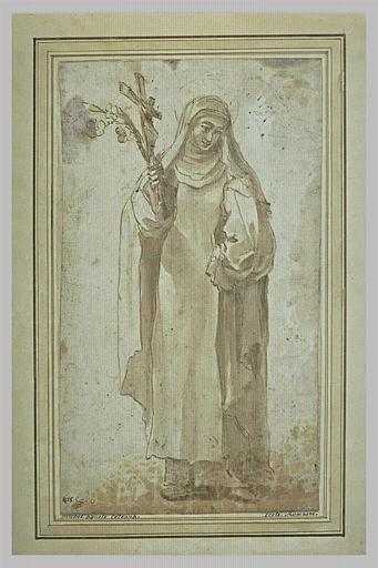 Religieuse franciscaine : La Beata Caterina de Vigri ?