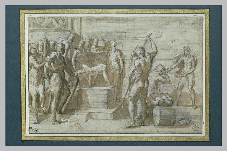 Martyre de saint Paul