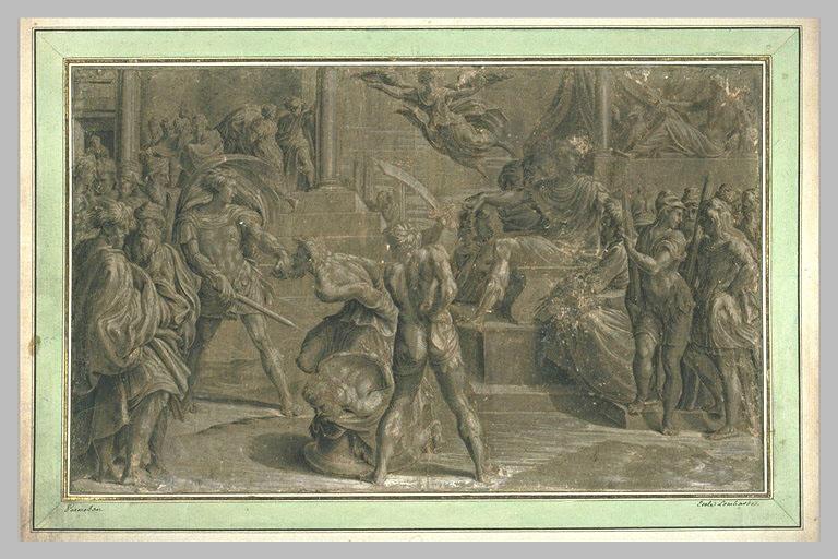 Martyre de saint Pierre et saint Paul