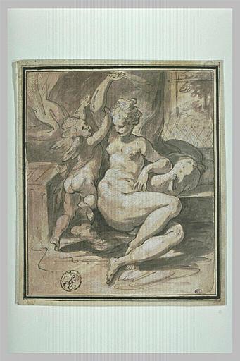 Vénus désarmant l'Amour