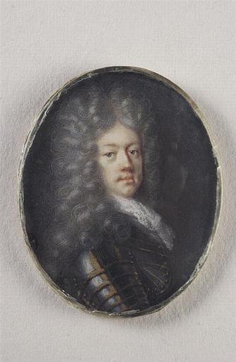 Portrait d'un jeune seigneur, vu en buste_0