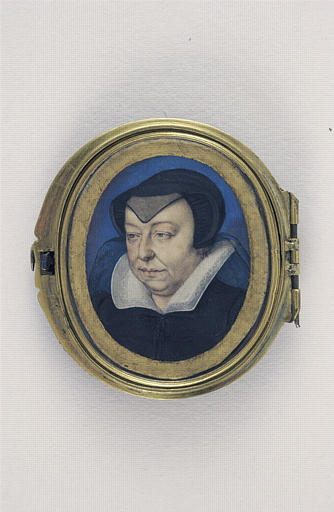 Portrait de Catherine de Médicis
