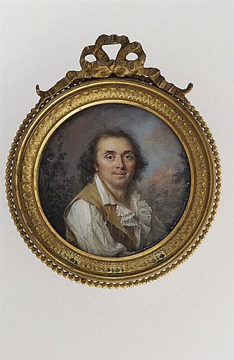 Portrait de Houdon