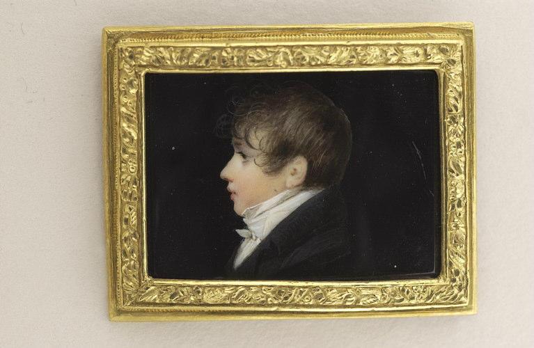 BOURGEOIS Charles Guillaume Alexandre : Portraits d'Auguste Artaud