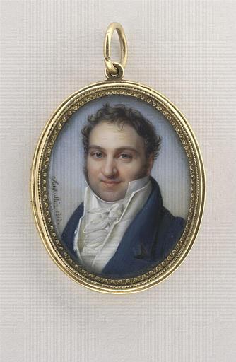 Marie Joseph Georges Rousse, notaire à Paris, gendre de M. Joseph Artaud