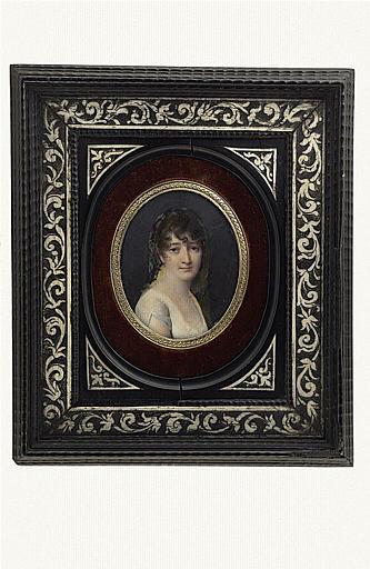 Buste de la princesse Pauline Borghèse