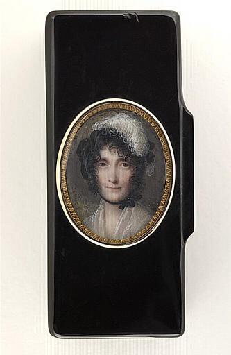 Tête de Laetitia Ramolino Bonaparte, Madame mère