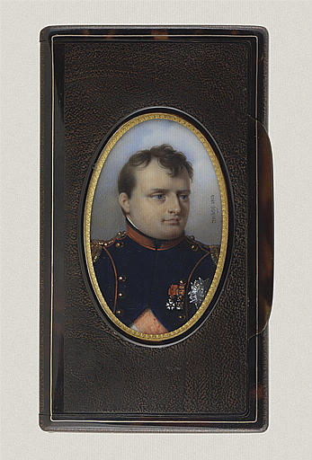 Portrait de Napoléon Ier, en buste