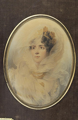 L'impératrice Joséphine, en buste