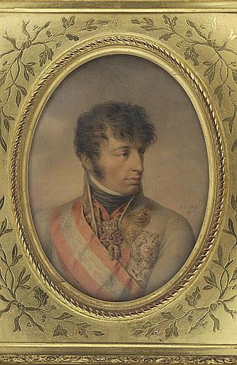 L'archiduc Frédéric Charles, buste_0