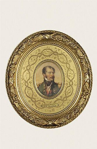 ISABEY Jean-Baptiste : Le prince Eugène, buste