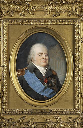 Louis XVIII, buste