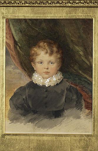 Henri Isabey, fils d'Eugénie-Rose Maystre et de Jean-Baptiste Isabey_0